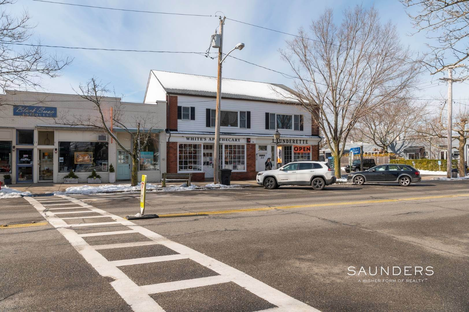 3. Multi-Family Homes for Sale at Sag Harbor Village Mixed-Use Investment Property Sag Harbor, Southampton Town, NY 11963