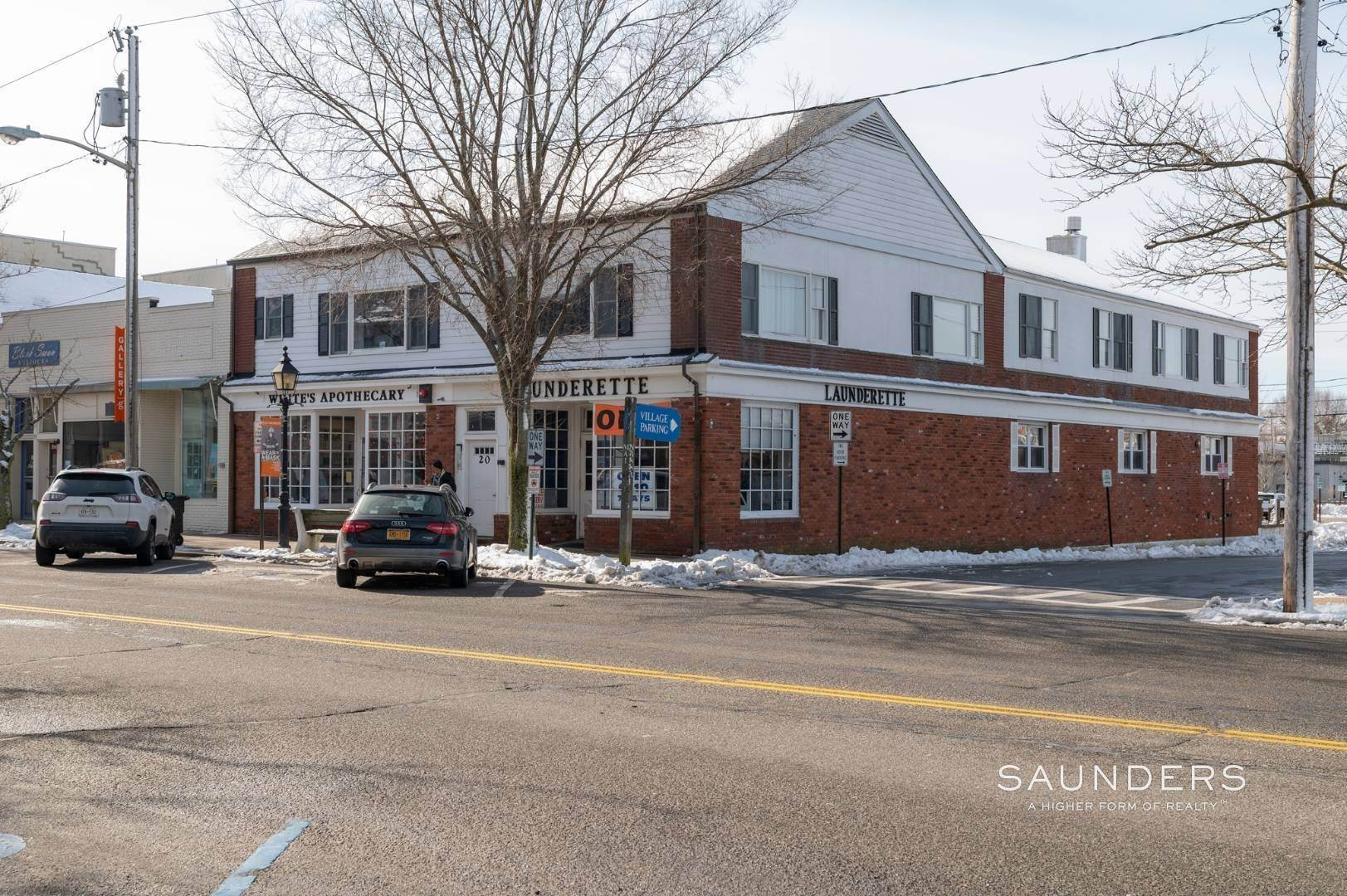 Multi-Family Homes for Sale at Sag Harbor Village Mixed-Use Investment Property Sag Harbor, Southampton Town, NY 11963