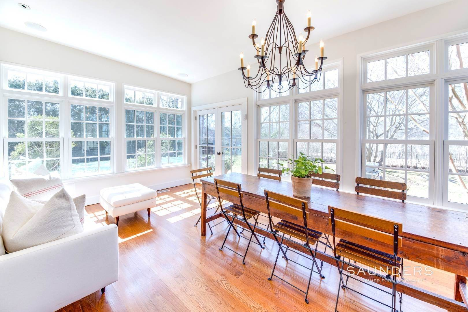 8. Single Family Homes for Sale at Historic Sag Harbor Charm On Rare Half Acre 27 Columbia Street, Sag Harbor, Southampton Town, NY 11963