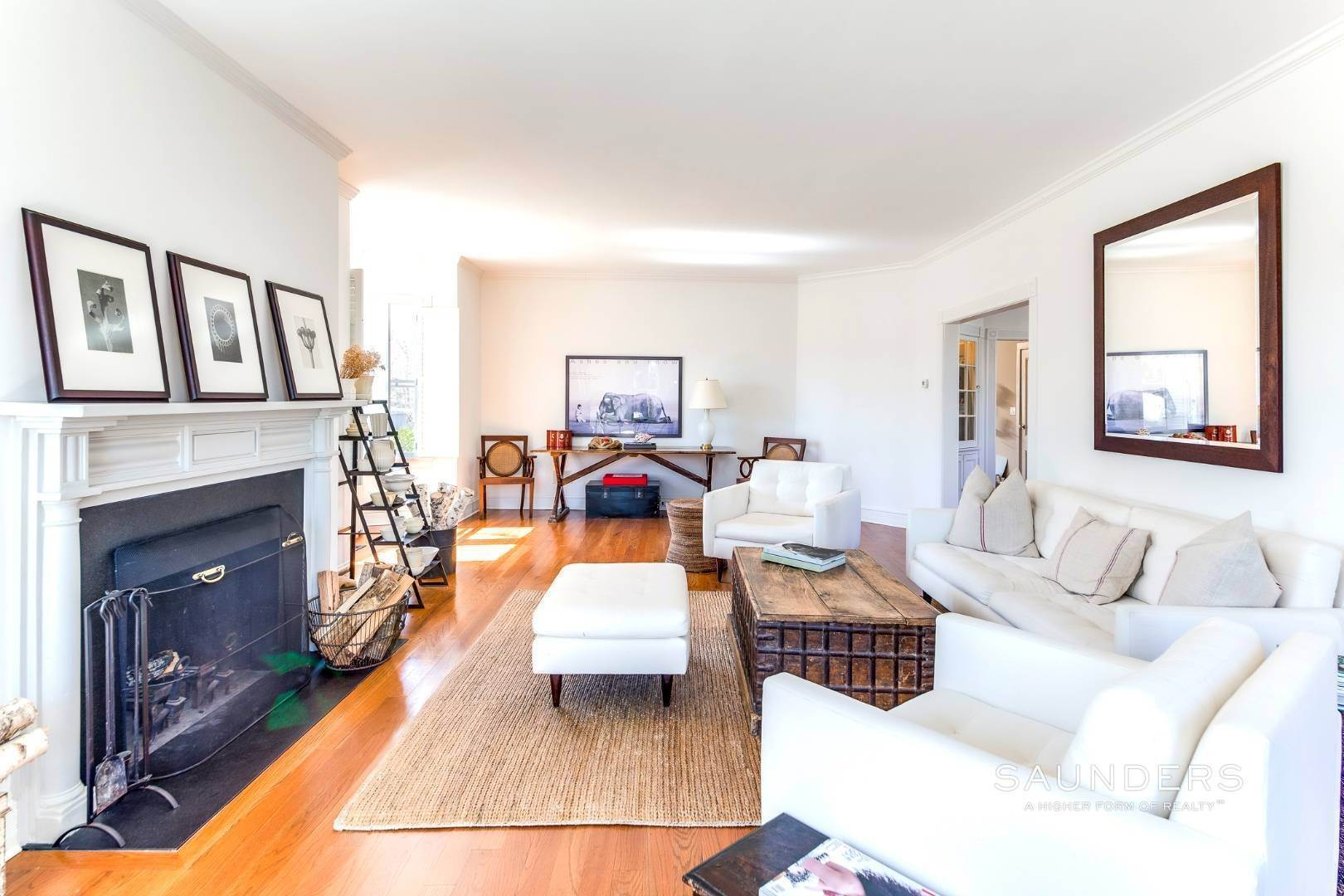 3. Single Family Homes for Sale at Historic Sag Harbor Charm On Rare Half Acre 27 Columbia Street, Sag Harbor, Southampton Town, NY 11963