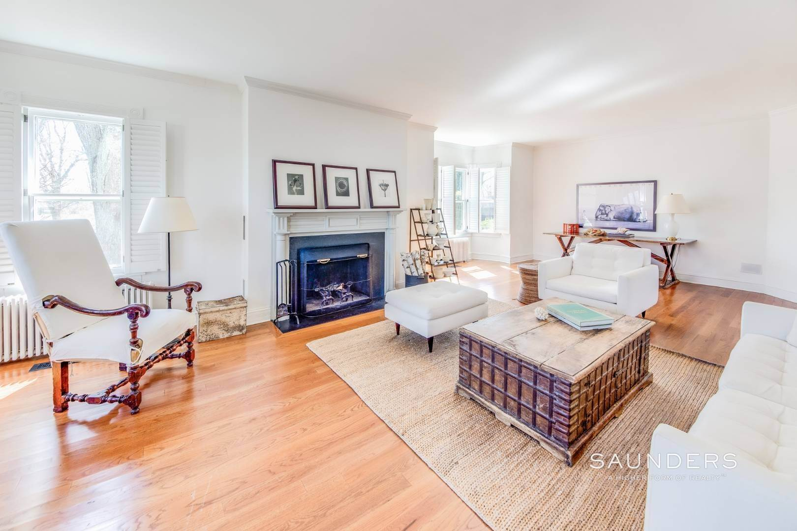 2. Single Family Homes for Sale at Historic Sag Harbor Charm On Rare Half Acre 27 Columbia Street, Sag Harbor, Southampton Town, NY 11963