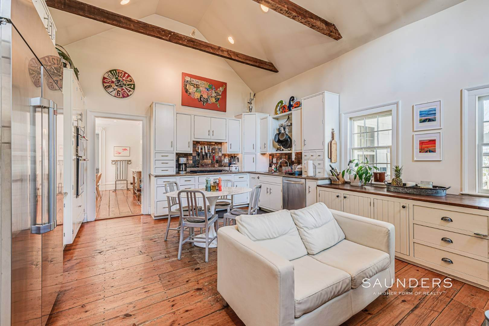 8. Single Family Homes for Sale at Historic Home In Sag Harbor Village 10 High Street, Sag Harbor, Southampton Town, NY 11963