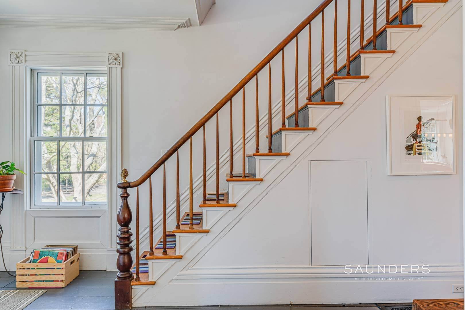 4. Single Family Homes for Sale at Historic Home In Sag Harbor Village 10 High Street, Sag Harbor, Southampton Town, NY 11963