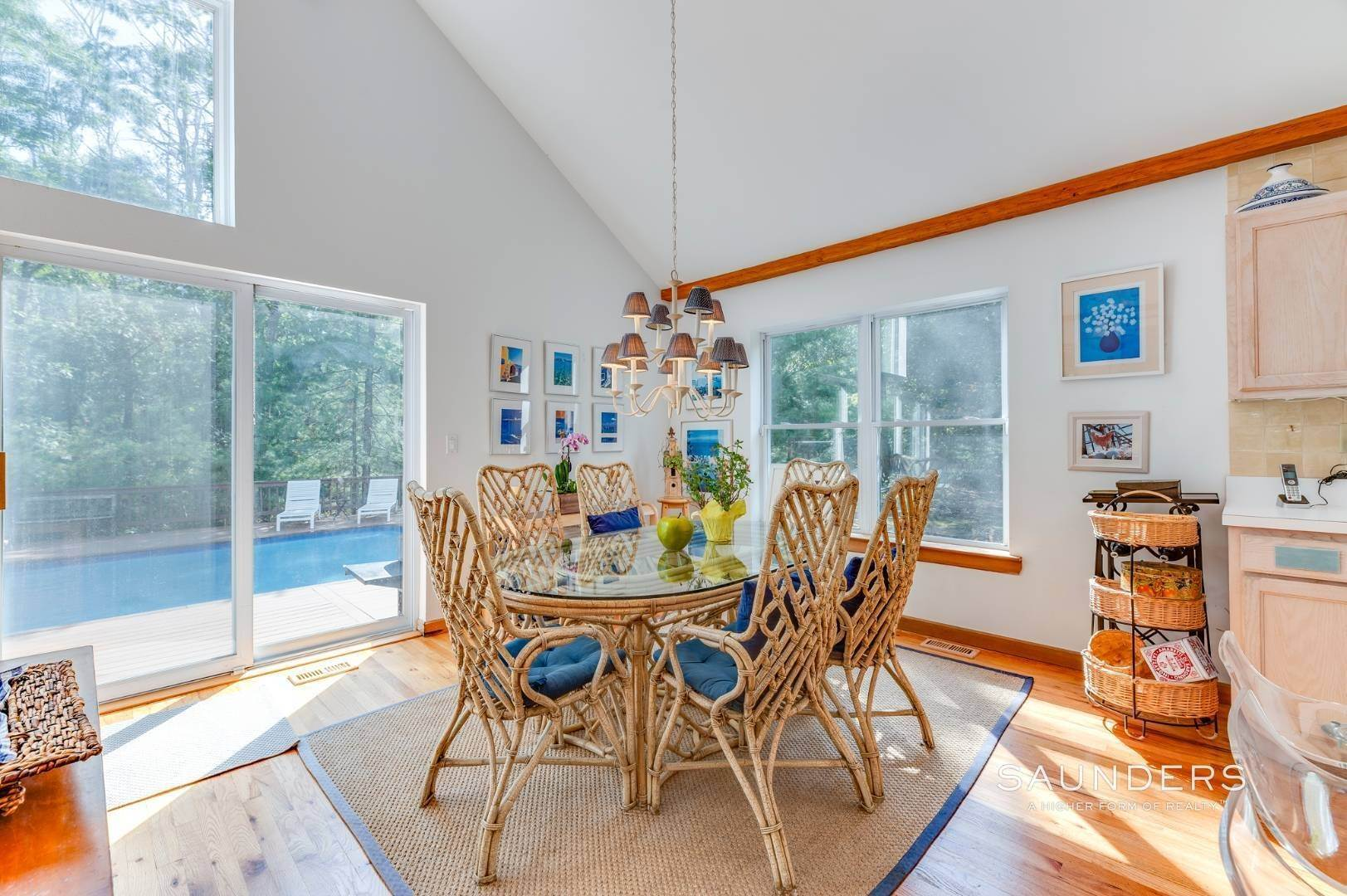 12. Single Family Homes for Sale at Privately Situated On 5 Acres Close To Sag Harbor Village 19 Swamp Road, East Hampton, East Hampton Town, NY 11937