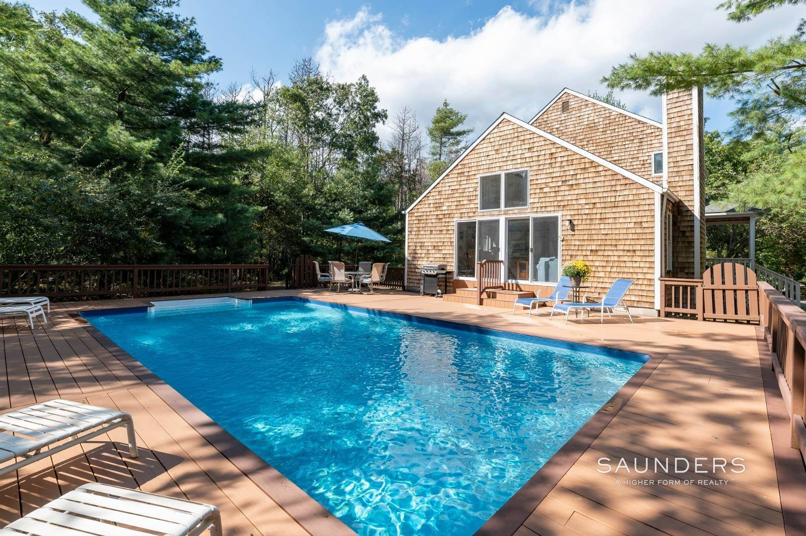 3. Single Family Homes for Sale at Privately Situated On 5 Acres Close To Sag Harbor Village 19 Swamp Road, East Hampton, East Hampton Town, NY 11937