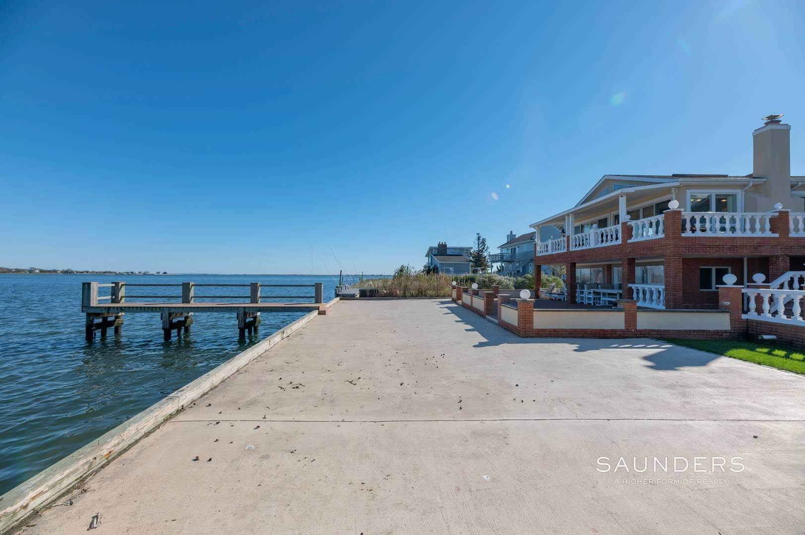 7. Single Family Homes for Sale at Expansive Water Views In East Quogue 69b Little Pine Lane, East Quogue, Southampton Town, NY 11942
