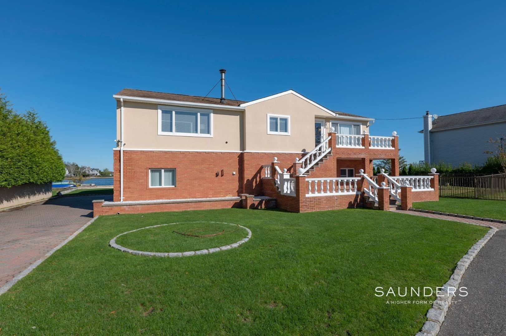 4. Single Family Homes for Sale at Expansive Water Views In East Quogue 69b Little Pine Lane, East Quogue, Southampton Town, NY 11942