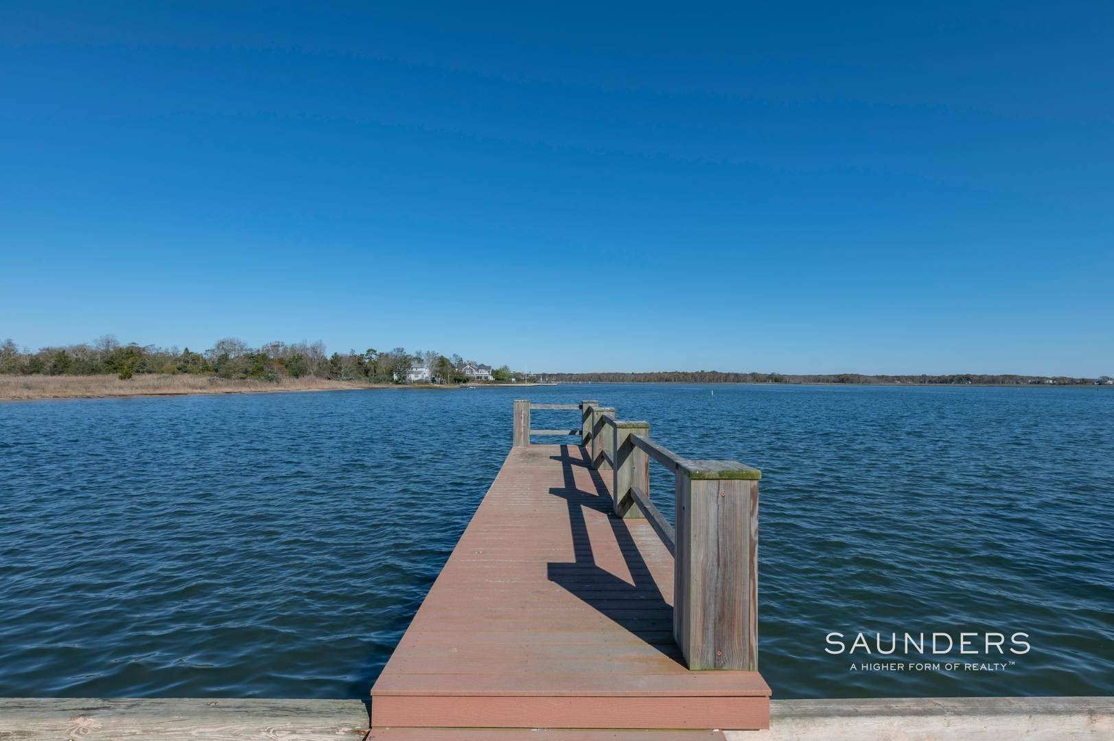 2. Single Family Homes for Sale at Expansive Water Views In East Quogue 69b Little Pine Lane, East Quogue, Southampton Town, NY 11942