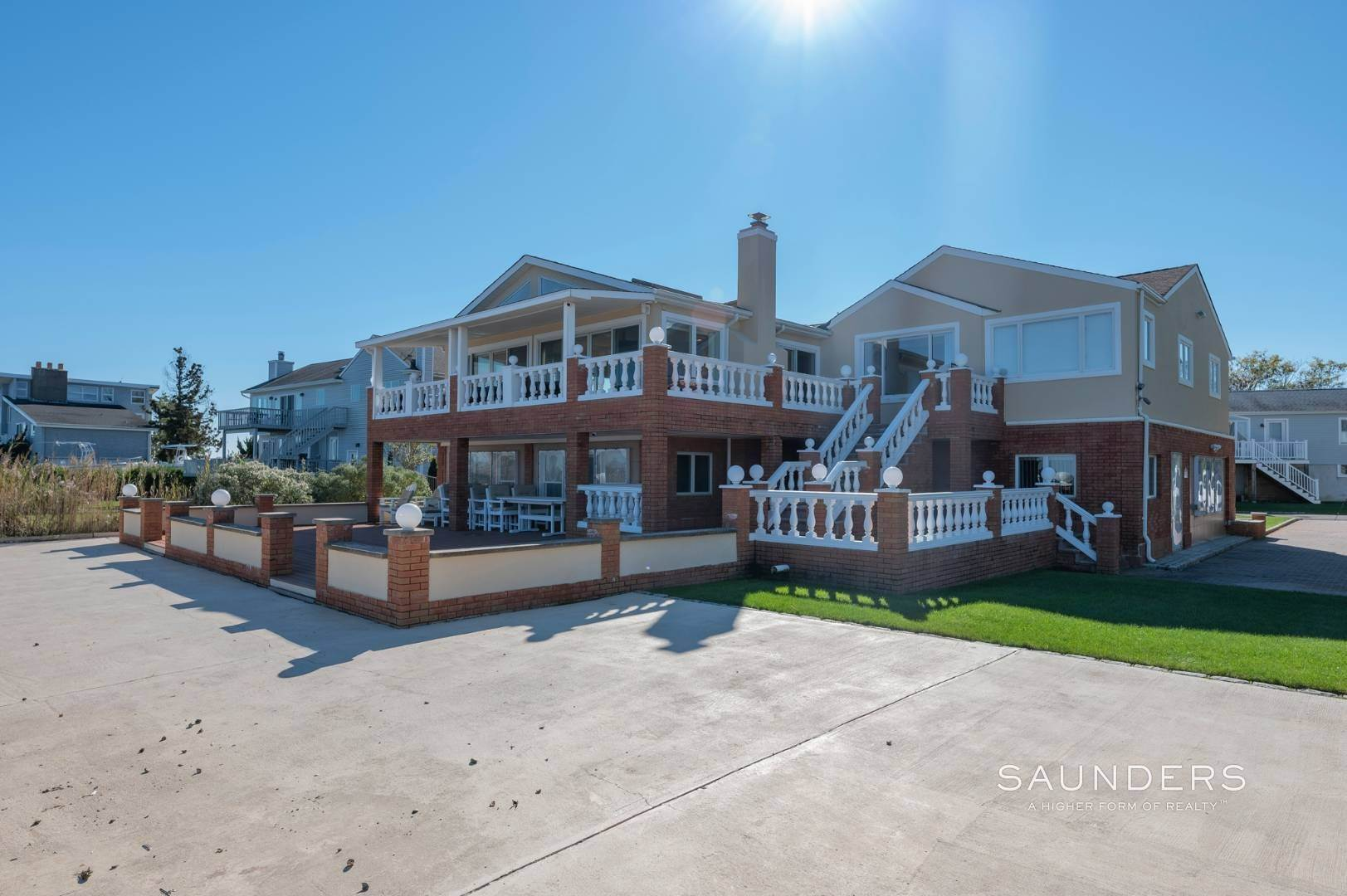 8. Single Family Homes for Sale at Expansive Water Views In East Quogue 69b Little Pine Lane, East Quogue, Southampton Town, NY 11942