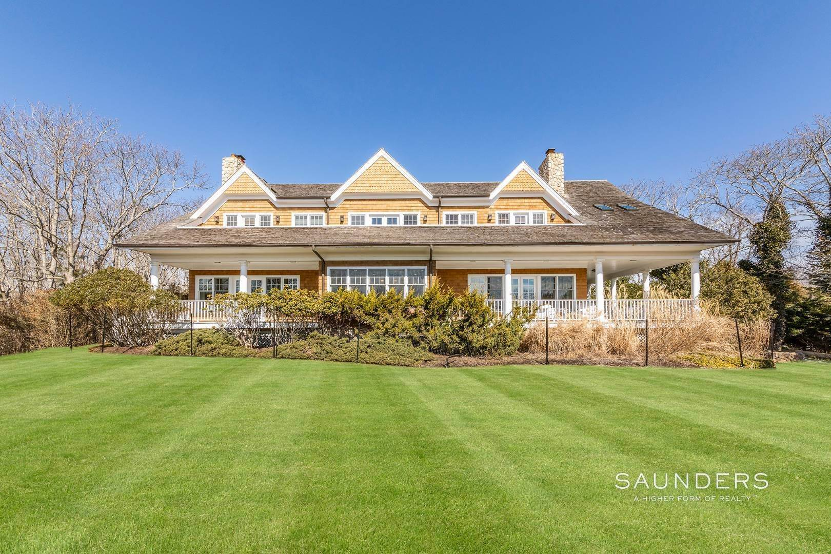 Single Family Homes at Magnificent Montauk With Ocean Views 16 Fir Lane, Montauk, East Hampton Town, NY 11954
