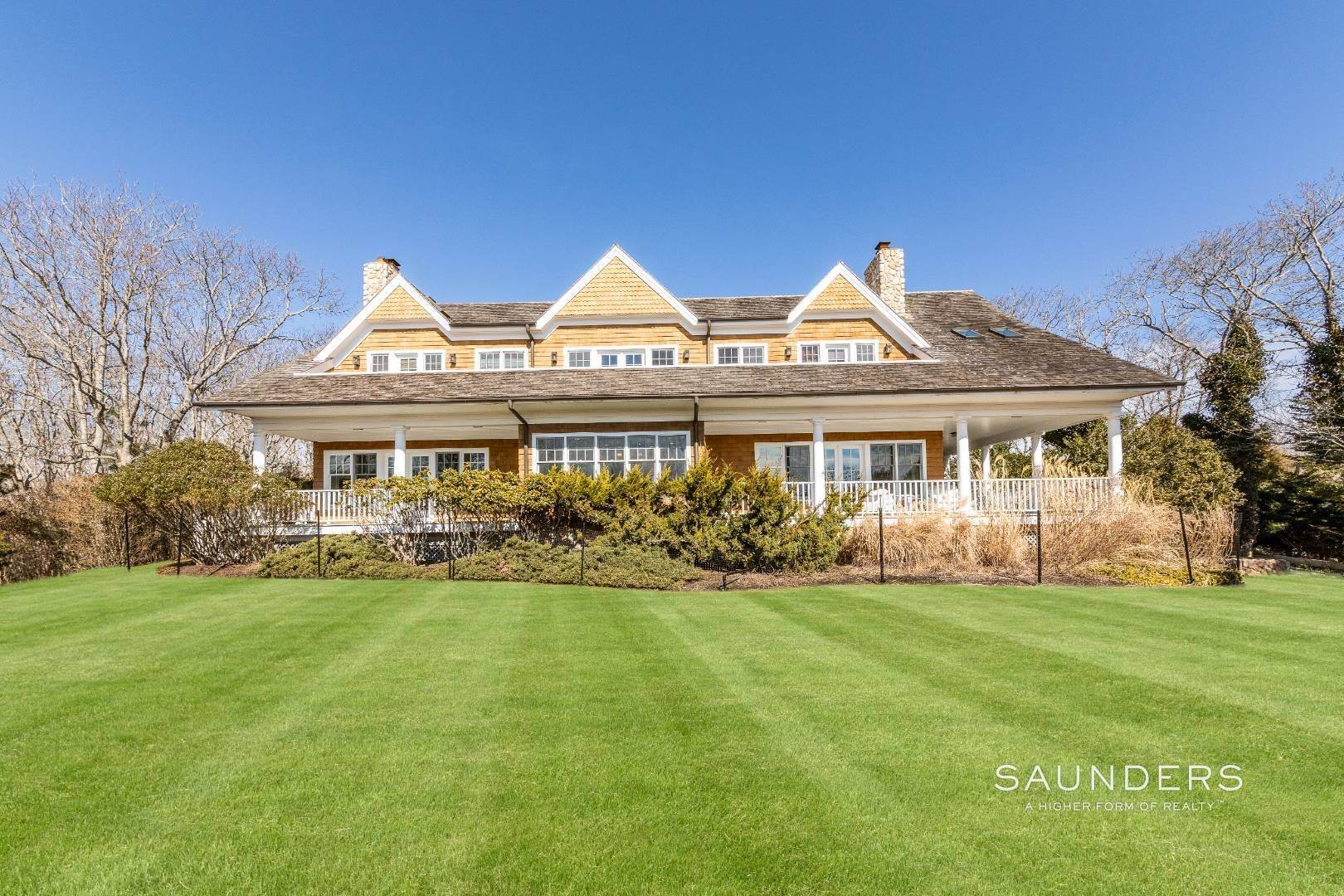 Single Family Homes for Sale at Magnificent Montauk With Ocean Views 16 Fir Lane, Montauk, East Hampton Town, NY 11954