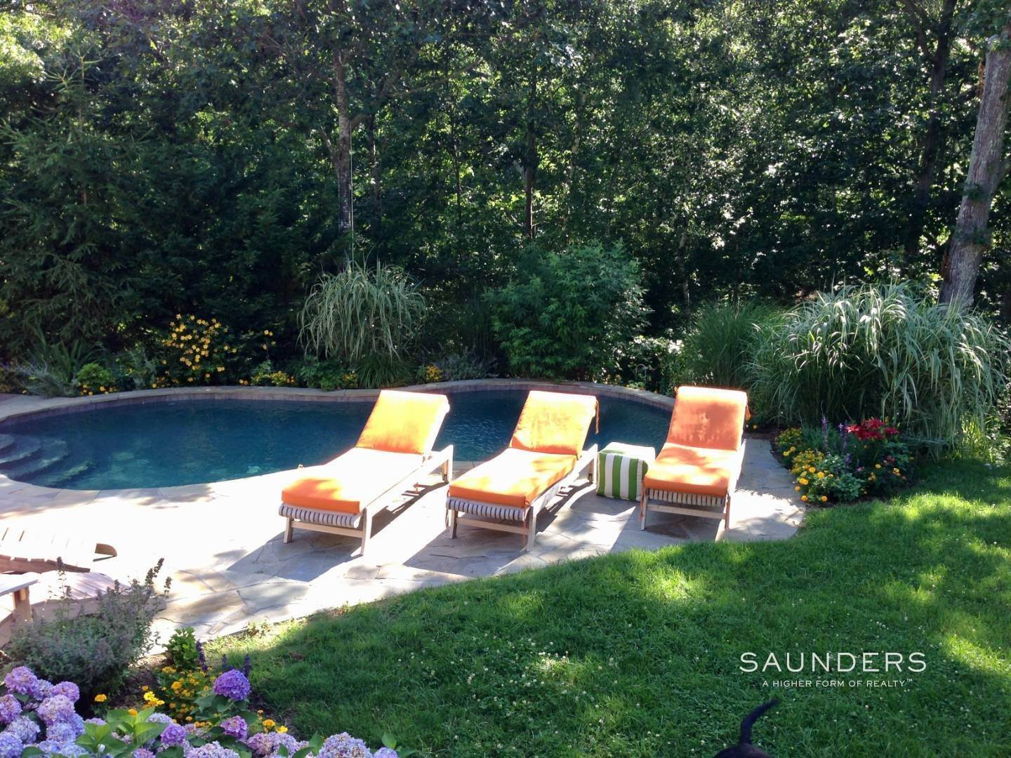 3. Single Family Homes for Sale at Shelter Island Tranquility With Pool 23 Lakeview Drive, Shelter Island, NY 11964