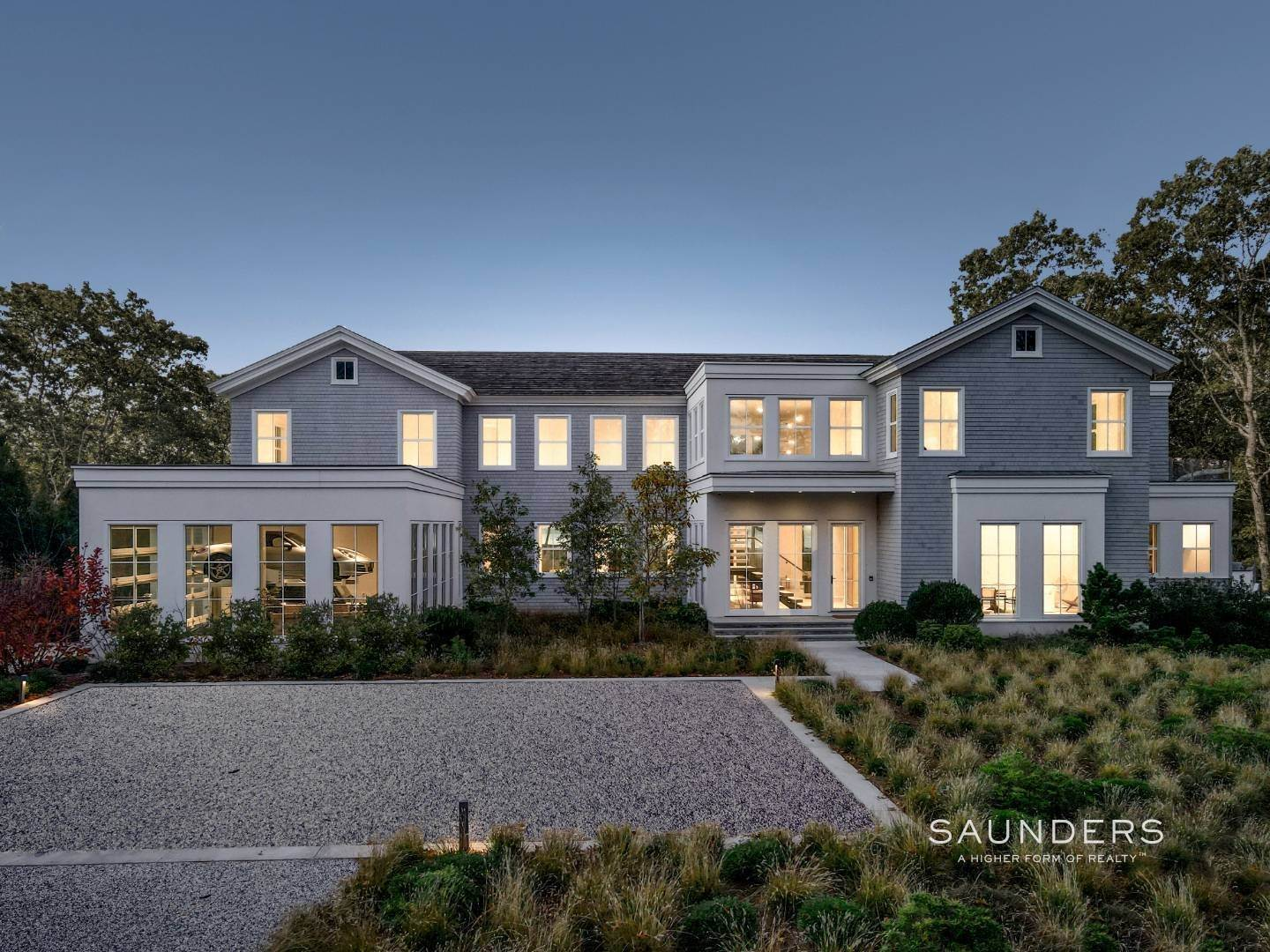 Single Family Homes for Sale at Waterside Views, Visionary Tech And Unparalleled Luxury 14 Seaponack Drive, Sag Harbor, Southampton Town, NY 11963