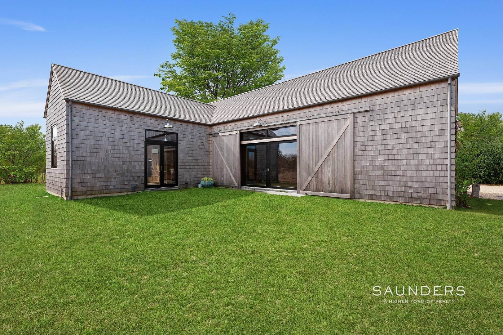 3. Single Family Homes at Sagaponack Climate Barn 25 Daniels Lane, Sagaponack Village, Southampton Town, NY 11962