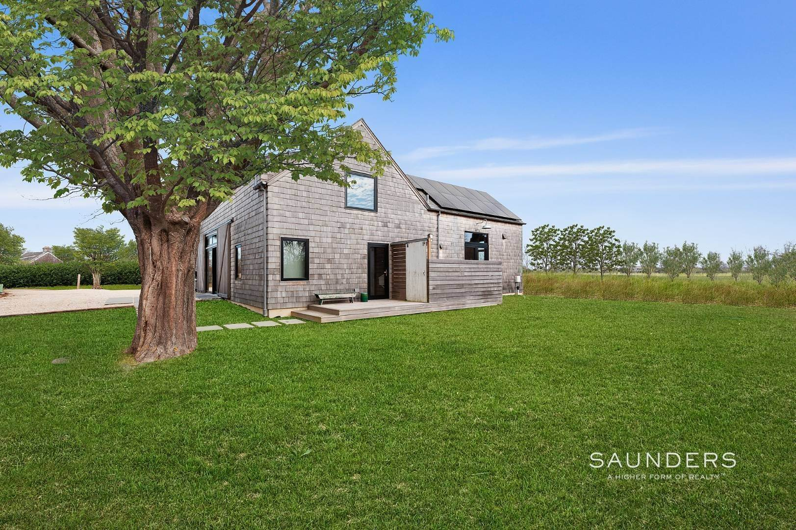 16. Single Family Homes at Sagaponack Climate Barn 25 Daniels Lane, Sagaponack Village, Southampton Town, NY 11962