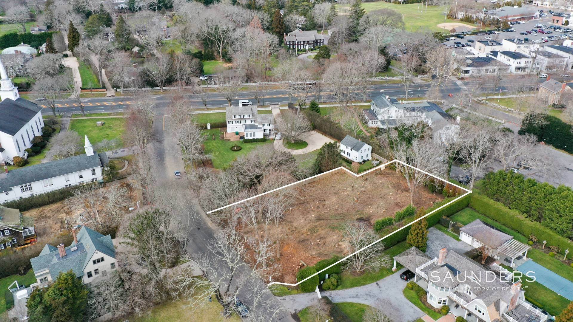 6. Land for Sale at East Hampton - Heart Of The Village 12 Davids Lane, East Hampton, East Hampton Town, NY 11937