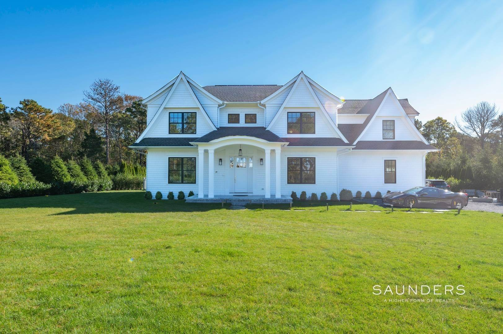 Single Family Homes at Gated And Very Private Ultra Luxury Modern Residence Southampton, Southampton Town, NY 11968