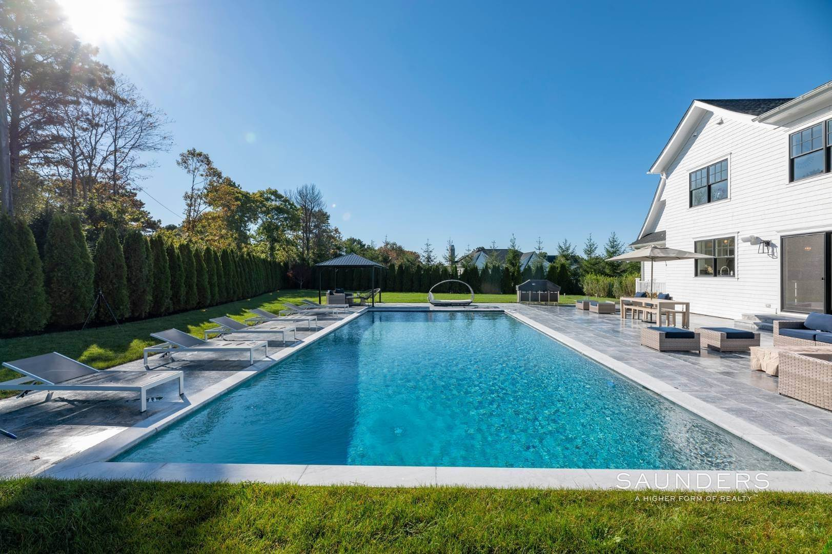 30. Single Family Homes at Gated And Very Private Ultra Luxury Modern Residence Southampton, Southampton Town, NY 11968