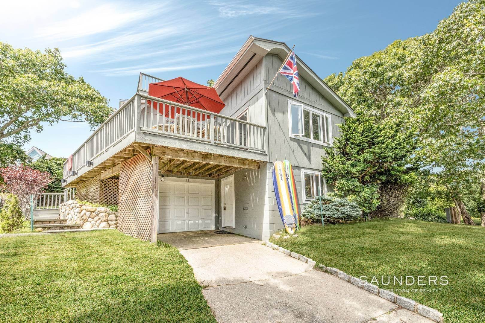 Single Family Homes for Sale at Montauk Beach House Heaven 133 Grant Drive, Montauk, East Hampton Town, NY 11954
