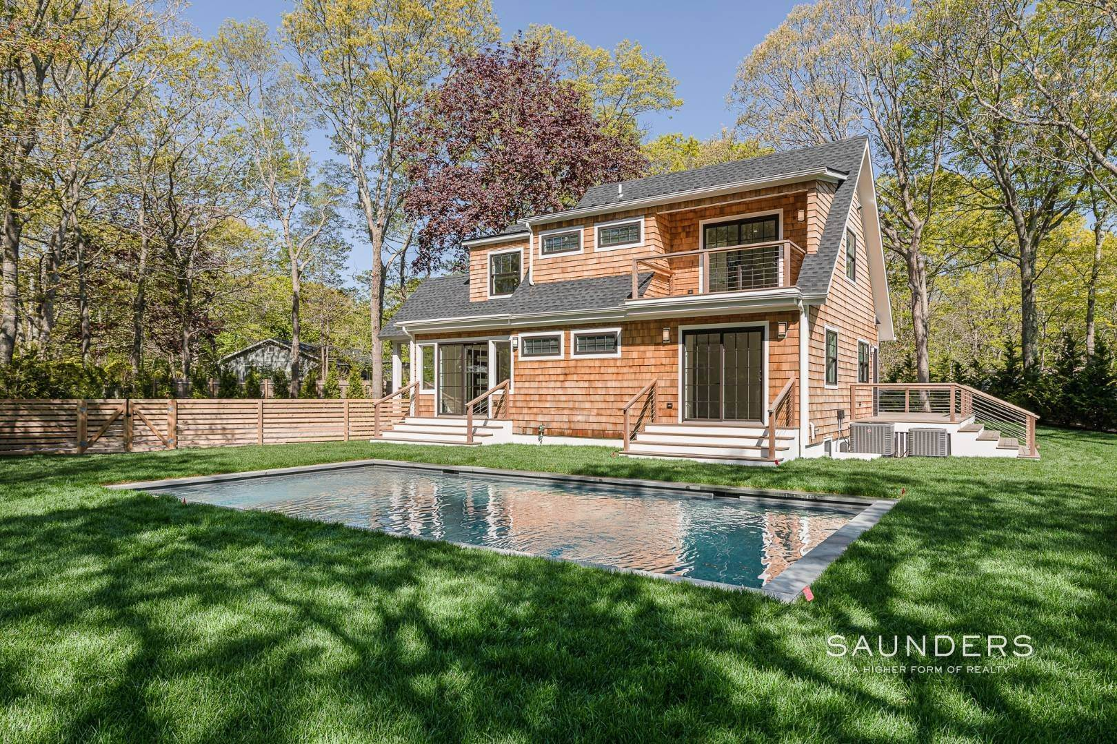 4. Single Family Homes for Sale at Southampton New Renovation Near Village With Heated Gunite Pool 9 West Neck Road, Southampton, Southampton Town, NY 11968
