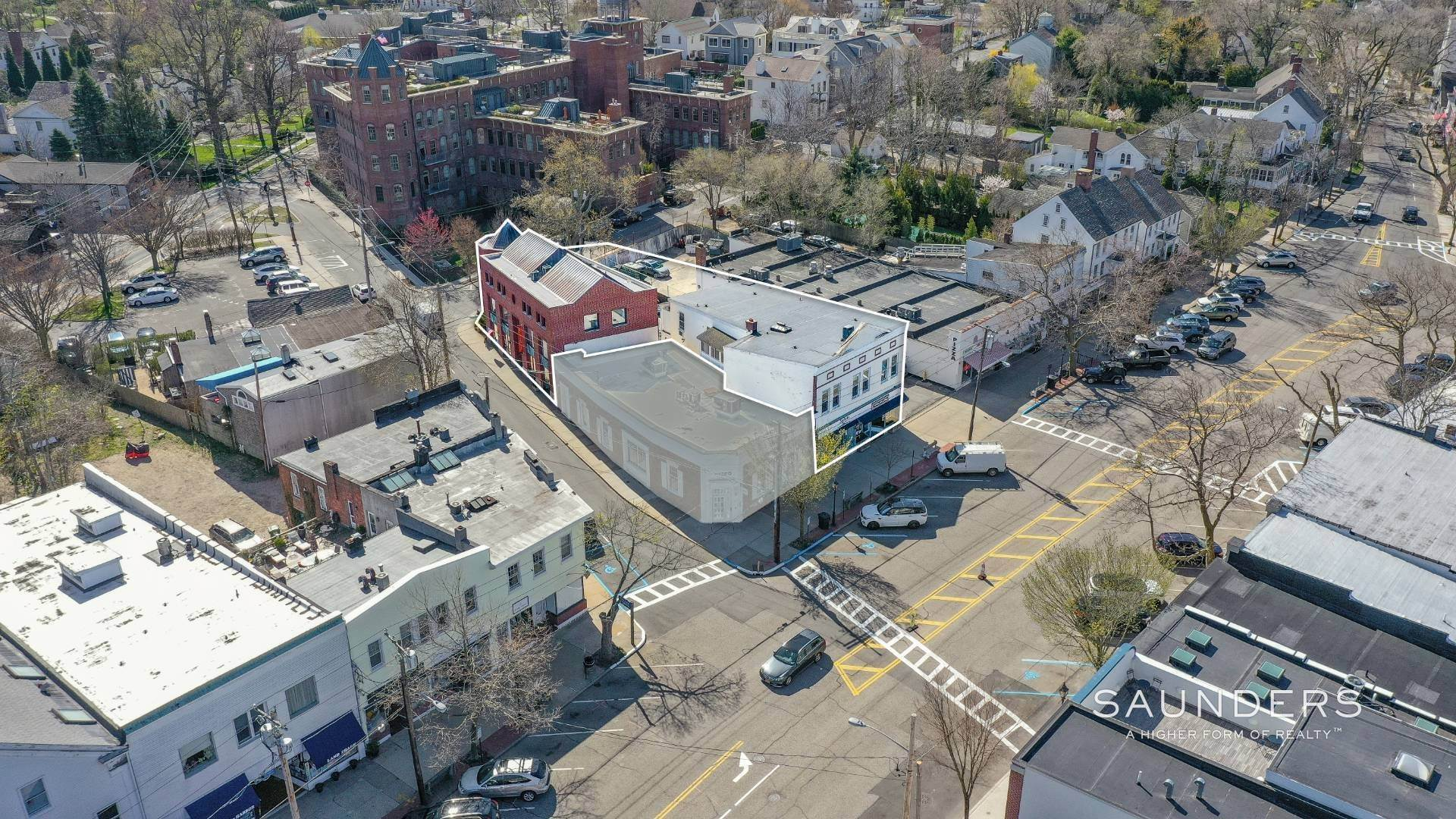 Commercial for Sale at Just Listed! Sag Harbor Main St. Commercial- Mixed Use 95 Main Street Or 75 Washington Street, Sag Harbor, Southampton Town, NY 11963