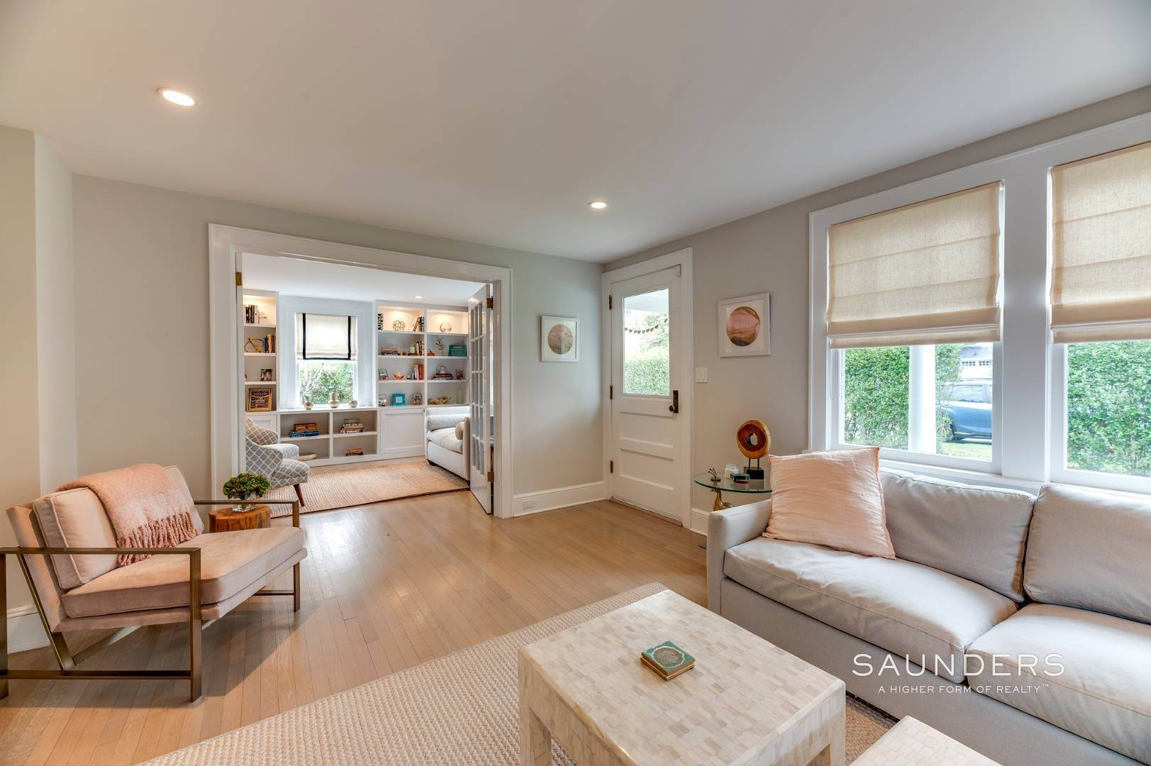 5. Single Family Homes for Sale at Southampton Village Renovation With Pool 74 Prospect Street, Southampton, Southampton Town, NY 11968
