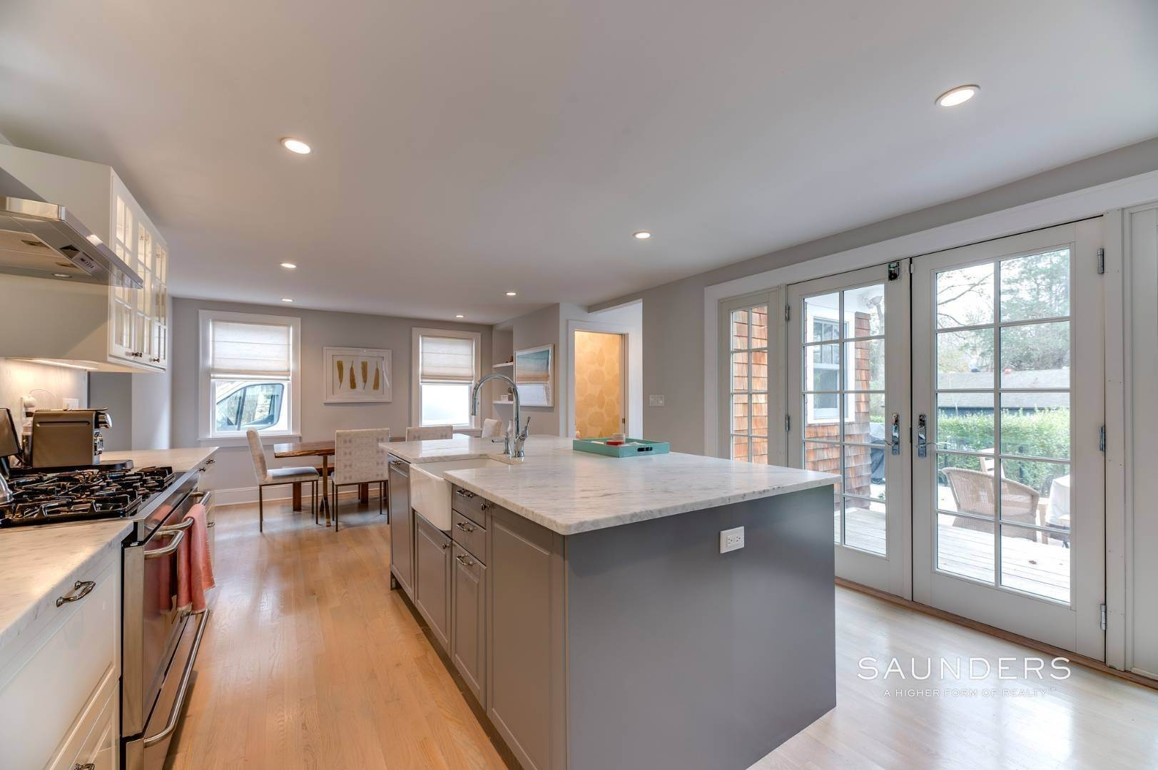 7. Single Family Homes for Sale at Southampton Village Renovation With Pool 74 Prospect Street, Southampton, Southampton Town, NY 11968