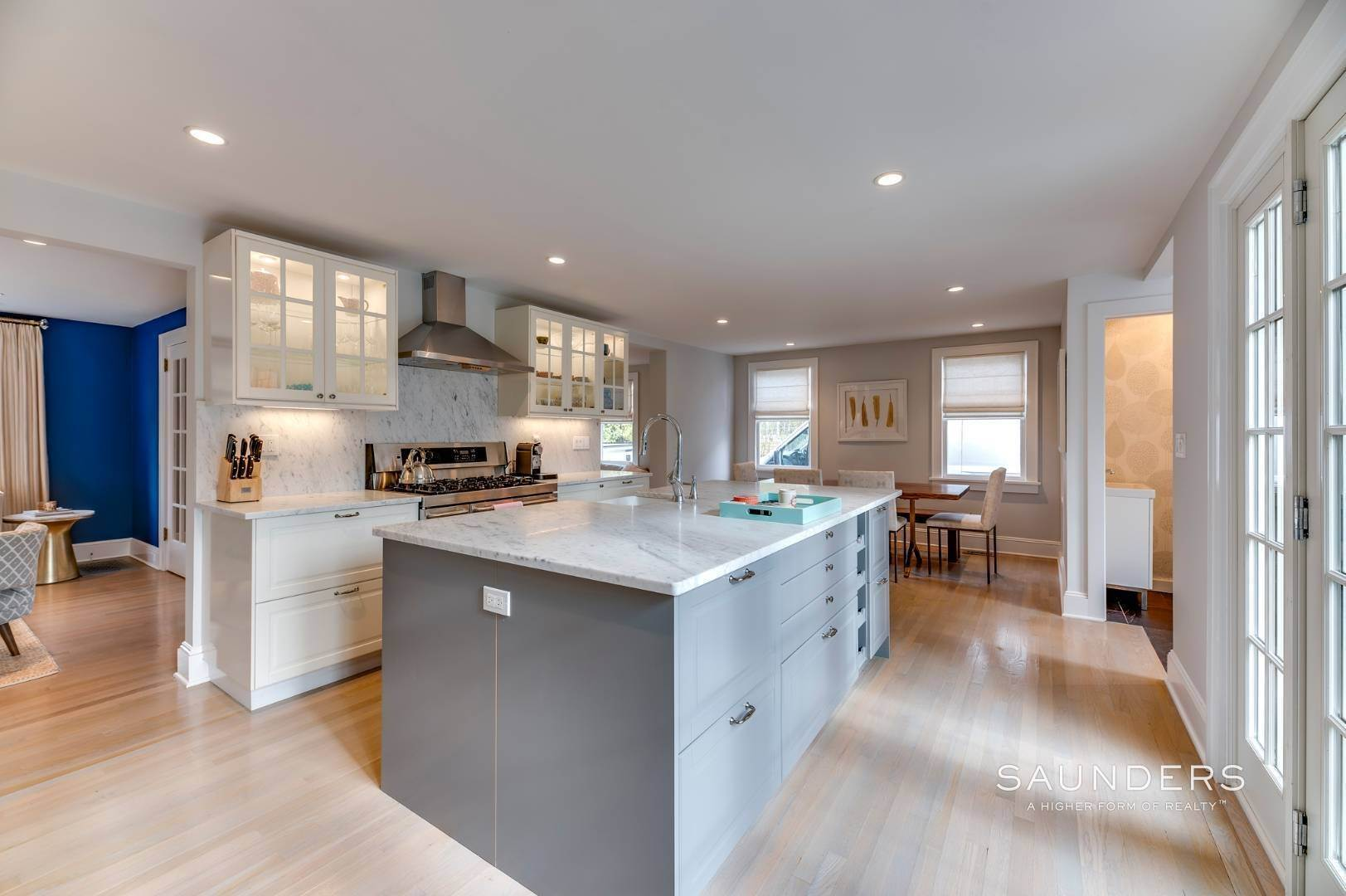 8. Single Family Homes for Sale at Southampton Village Renovation With Pool 74 Prospect Street, Southampton, Southampton Town, NY 11968