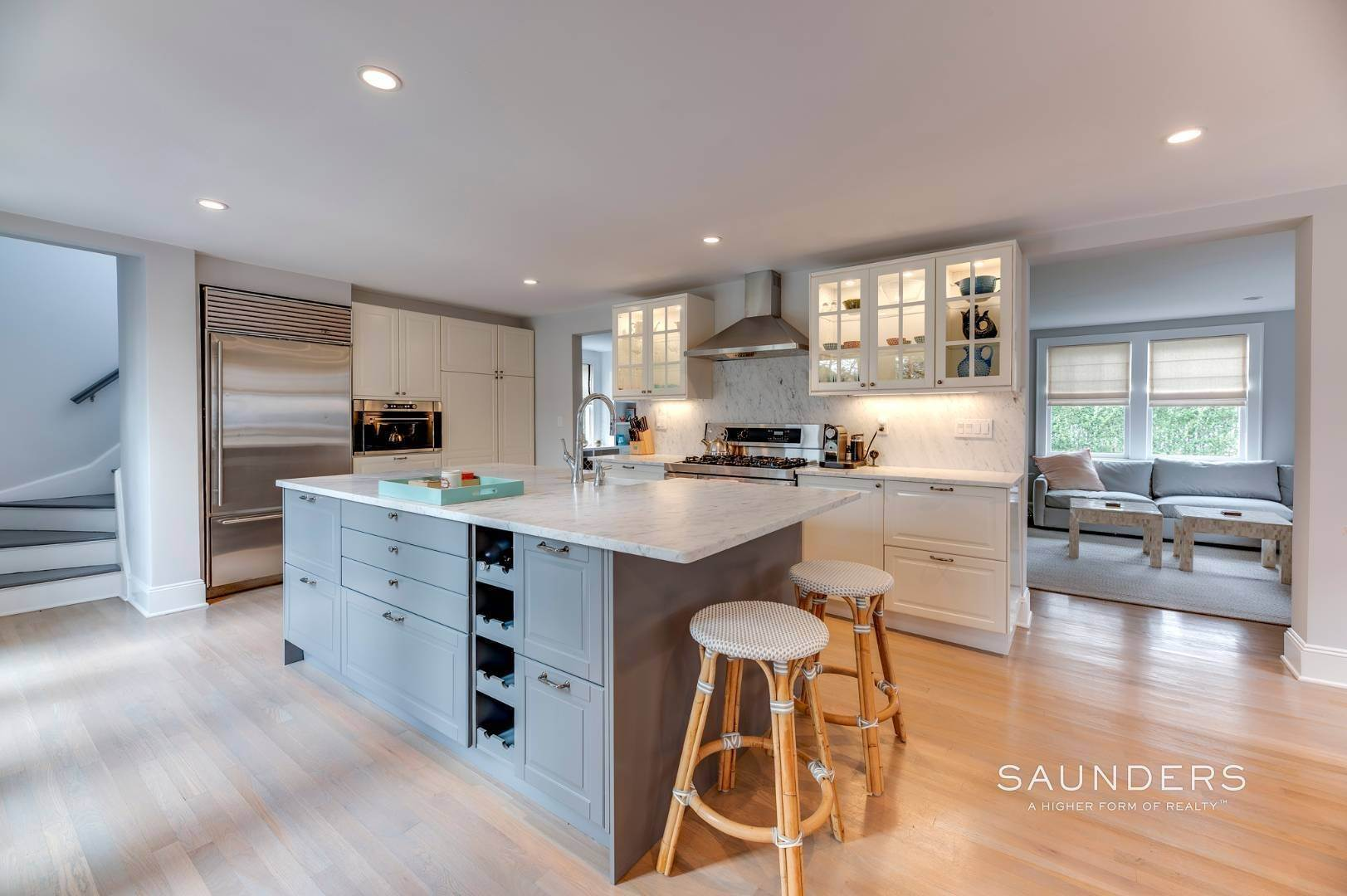 6. Single Family Homes for Sale at Southampton Village Renovation With Pool 74 Prospect Street, Southampton, Southampton Town, NY 11968