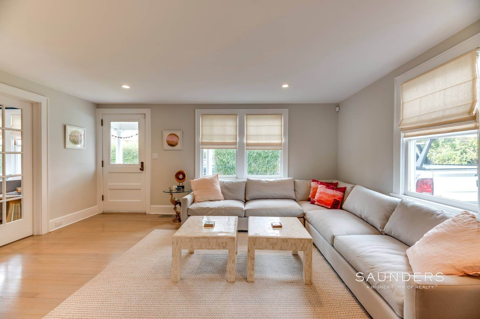 4. Single Family Homes for Sale at Southampton Village Renovation With Pool 74 Prospect Street, Southampton, Southampton Town, NY 11968