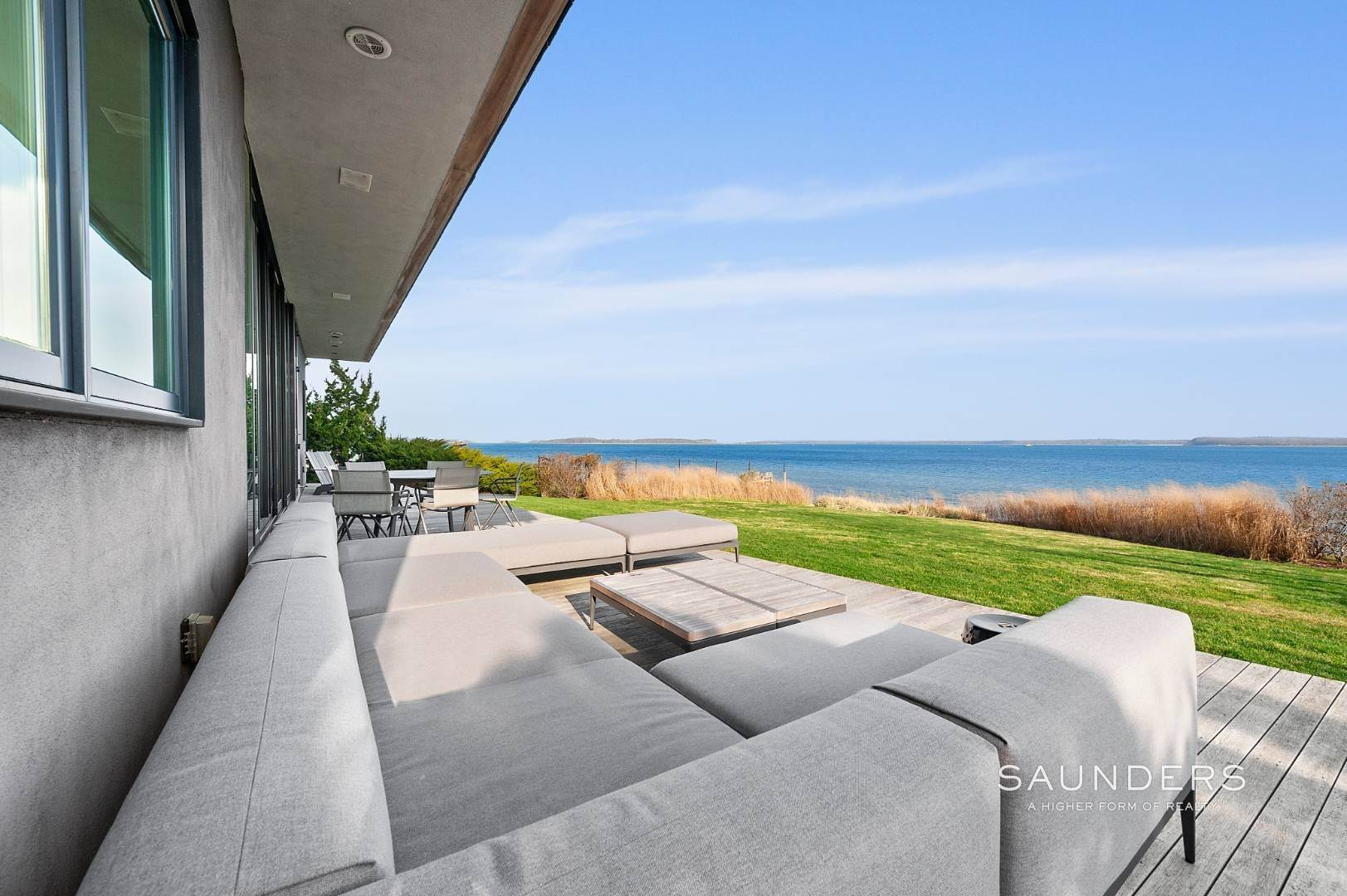 24. Single Family Homes for Sale at Waterfront Architectural Dream 28 East Harbor Drive, Sag Harbor, Southampton Town, NY 11963