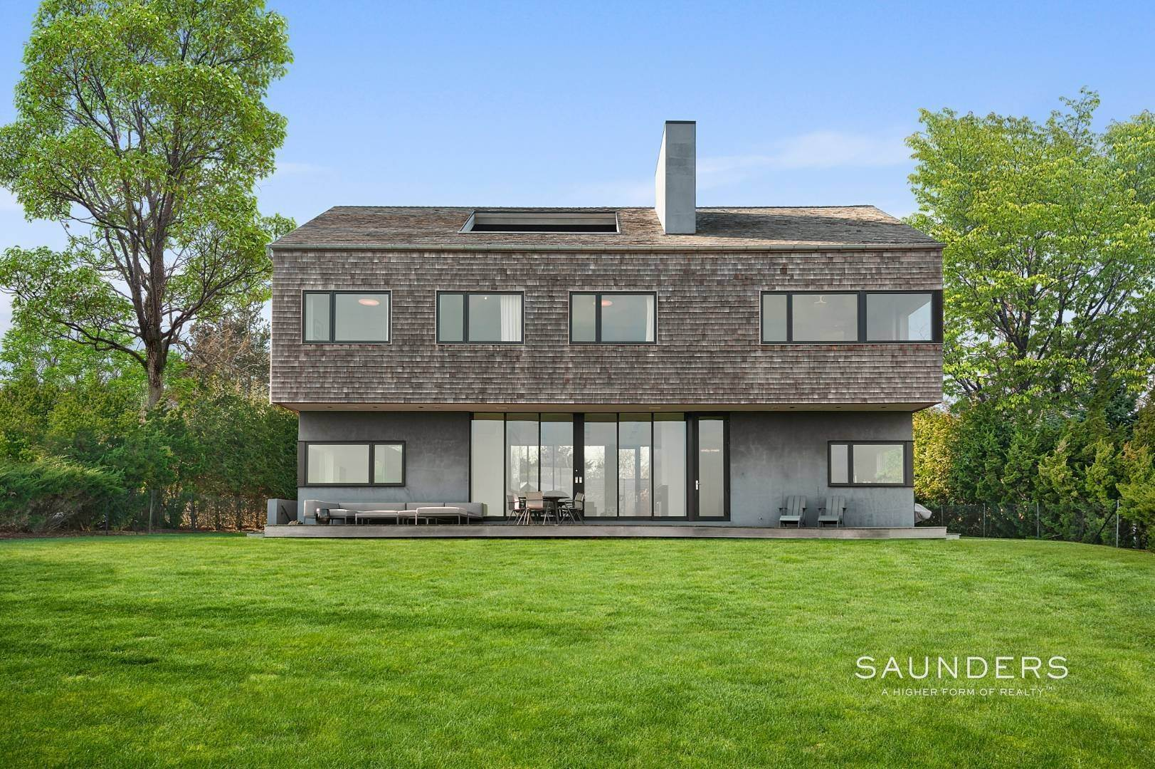25. Single Family Homes for Sale at Waterfront Architectural Dream 28 East Harbor Drive, Sag Harbor, Southampton Town, NY 11963