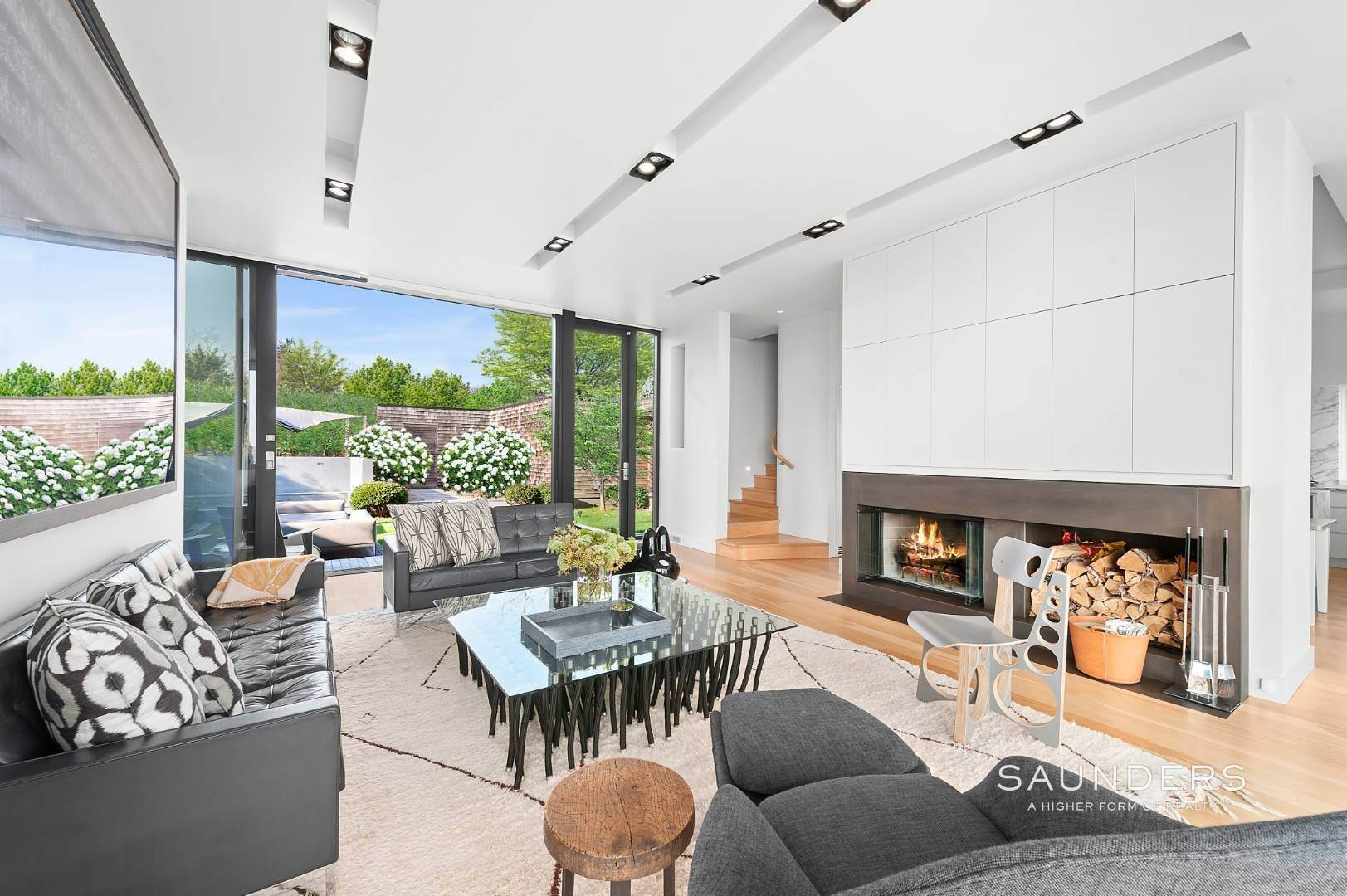 6. Single Family Homes for Sale at Waterfront Architectural Dream 28 East Harbor Drive, Sag Harbor, Southampton Town, NY 11963