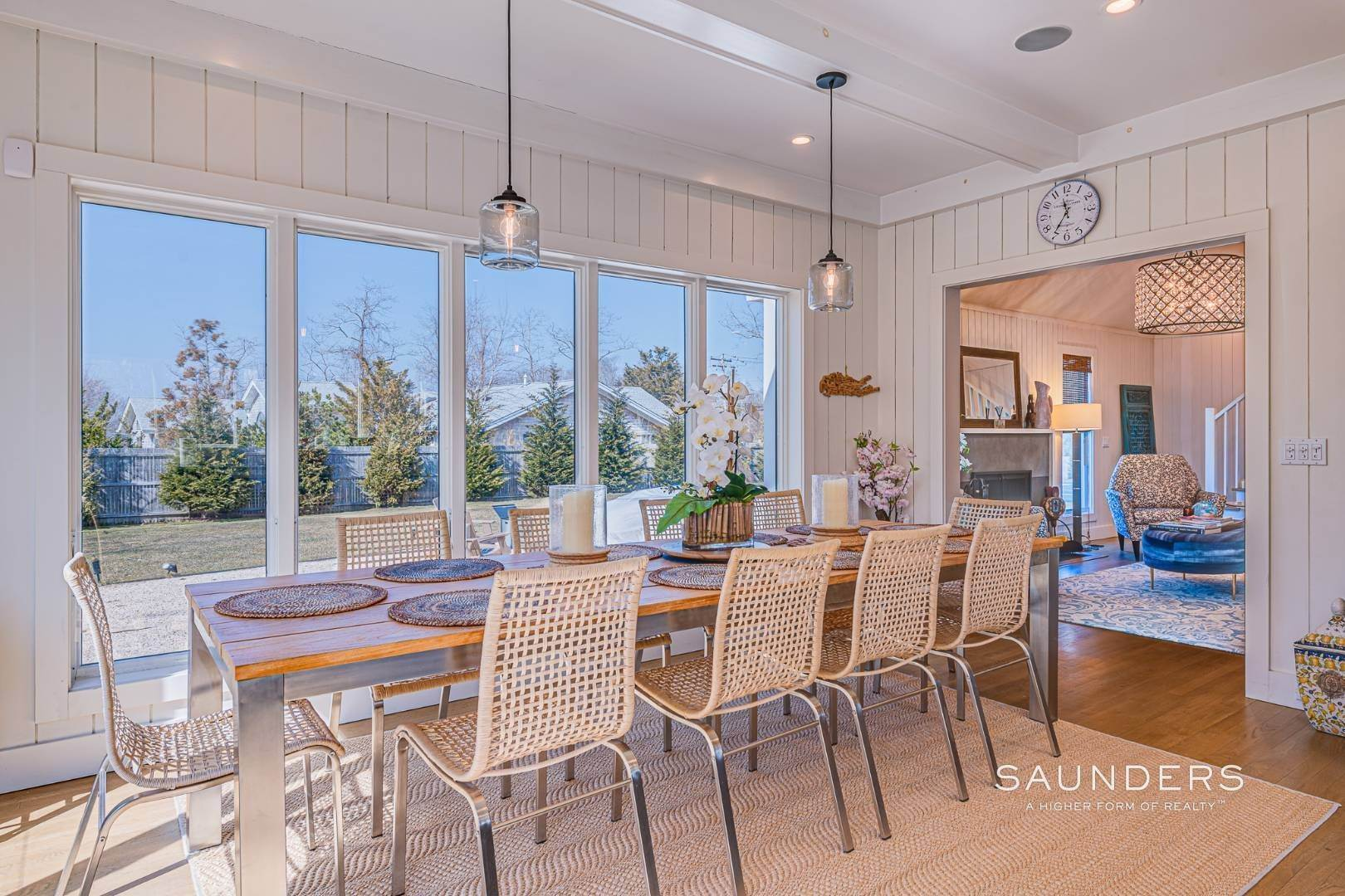 5. Single Family Homes for Sale at Serenity East Awaits 325 Tuckahoe Road, Southampton, Southampton Town, NY 11968