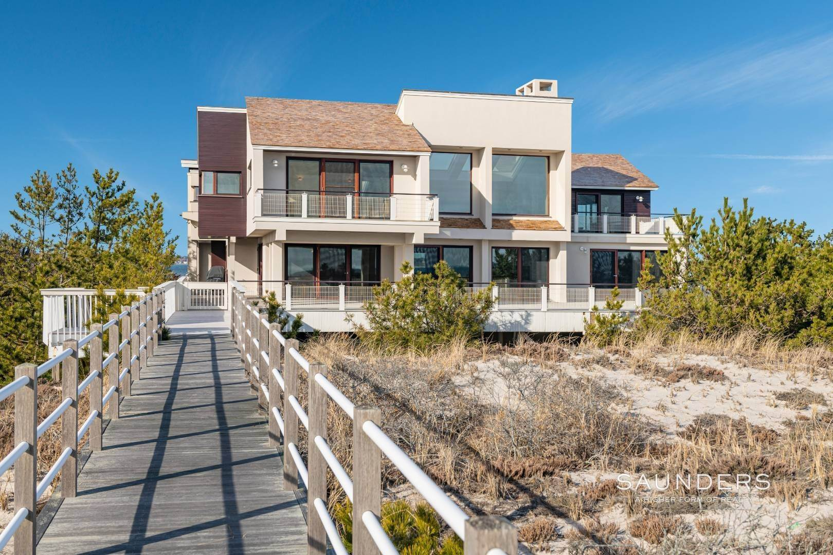 10. Single Family Homes for Sale at Meadow Lane Oceanfront On Three Levels 1950 Meadow Lane, Southampton, Southampton Town, NY 11968