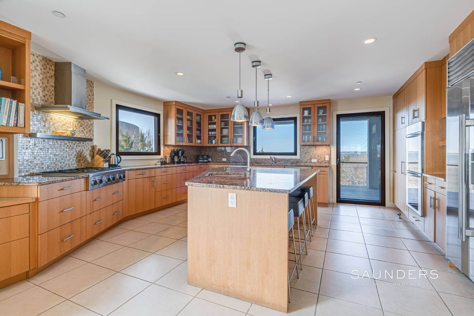 15. Single Family Homes for Sale at Meadow Lane Oceanfront On Three Levels 1950 Meadow Lane, Southampton, Southampton Town, NY 11968