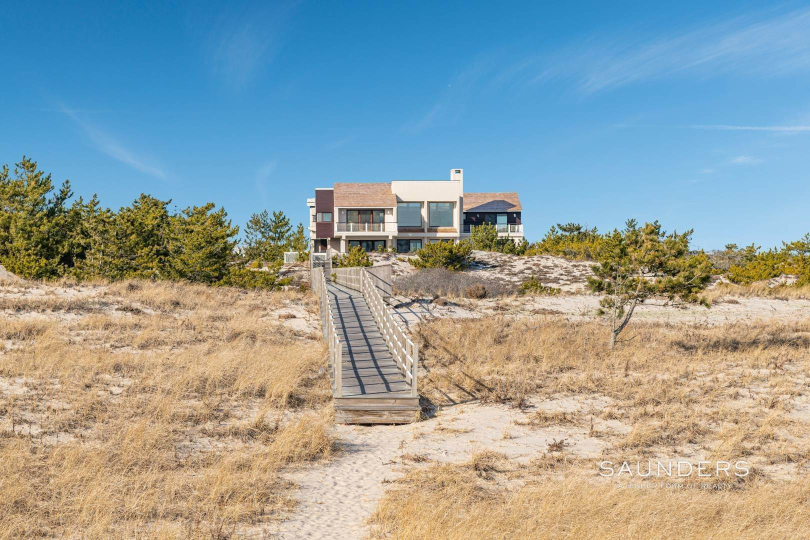 4. Single Family Homes for Sale at Meadow Lane Oceanfront On Three Levels 1950 Meadow Lane, Southampton, Southampton Town, NY 11968