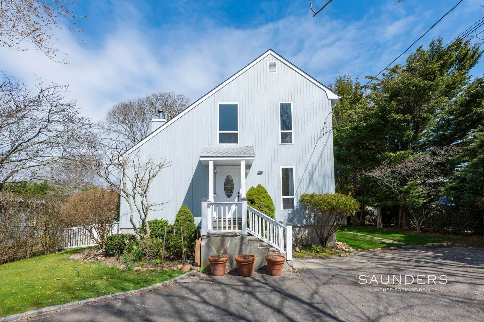 Single Family Homes at Renovated Saltbox Close To Docks And Boat Ramp 41 East Flamingo Avenue, Montauk, East Hampton Town, NY 11954