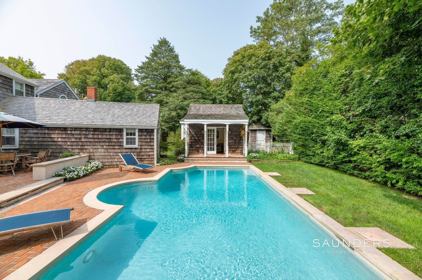 3. Single Family Homes for Sale at Classic Farmhouse In Southampton Village 519 Hill Street, Southampton, Southampton Town, NY 11968