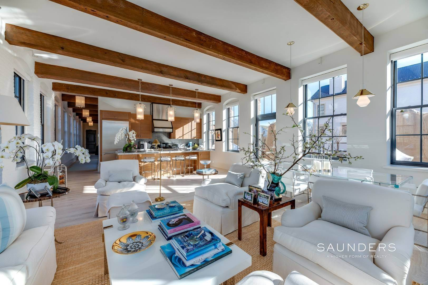Condominiums for Sale at Watchcase Condo - Design By Steven Gambrel 15 Church Street, Unit C-220, Sag Harbor, Southampton Town, NY 11963