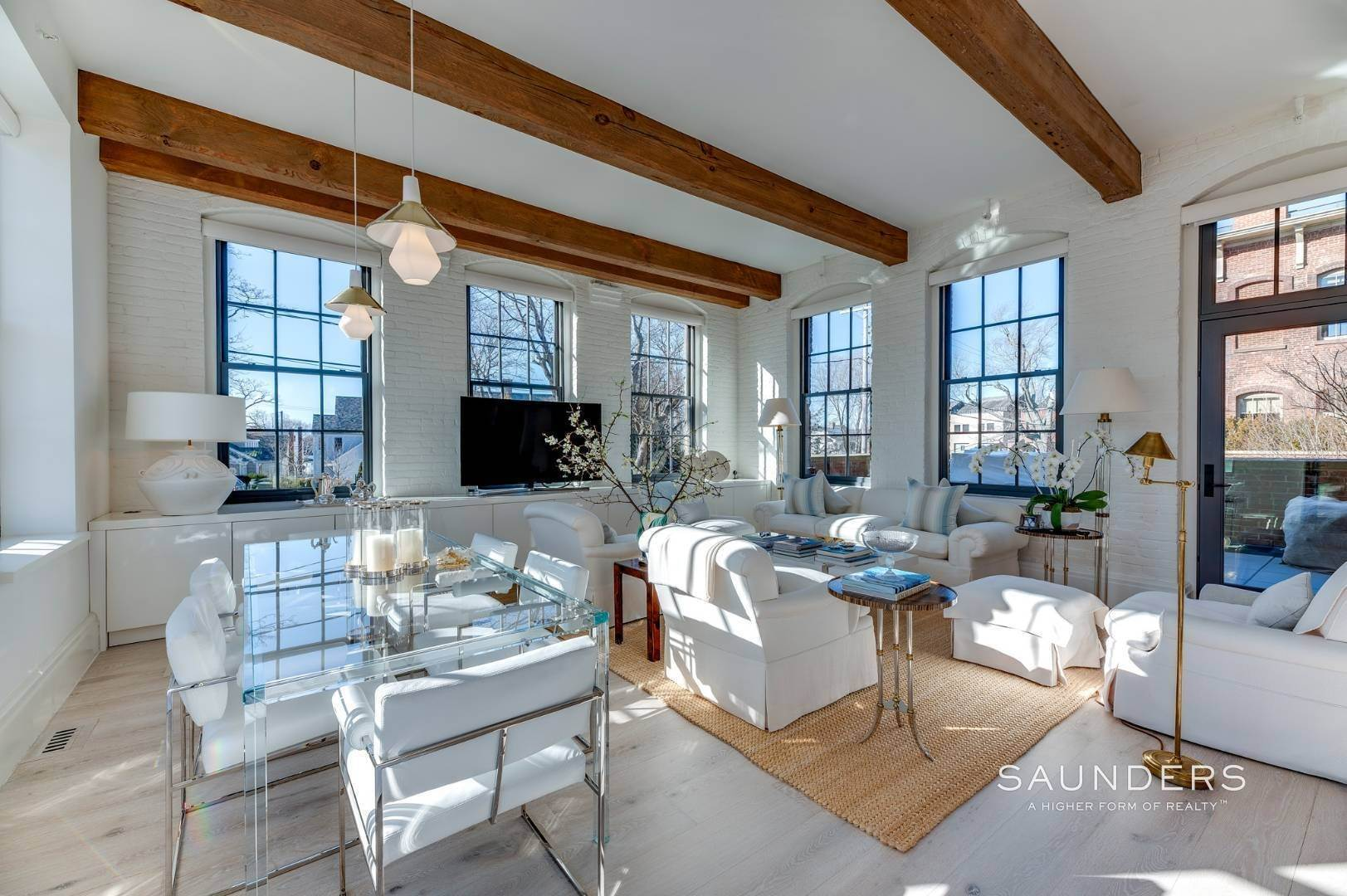 2. Condominiums for Sale at Watchcase Condo - Design By Steven Gambrel 15 Church Street, Unit C-220, Sag Harbor, Southampton Town, NY 11963