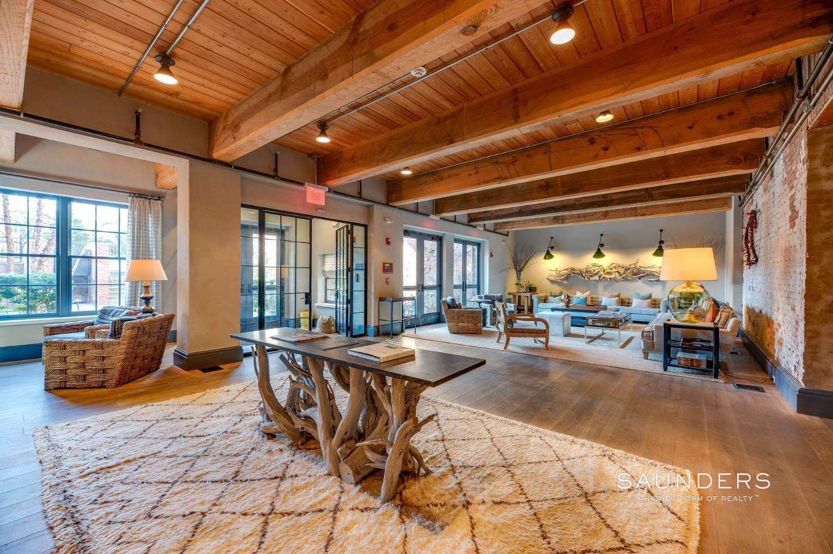 19. Condominiums for Sale at Watchcase Condo - Design By Steven Gambrel 15 Church Street, Unit C-220, Sag Harbor, Southampton Town, NY 11963