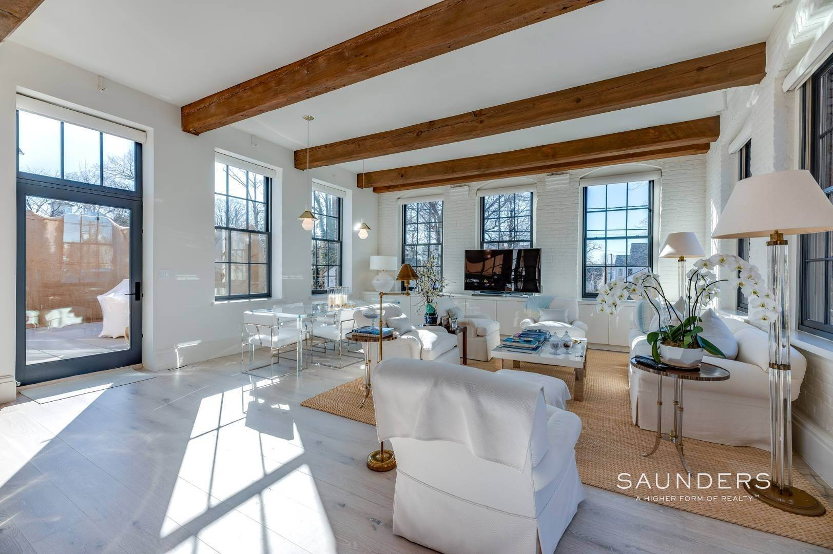 3. Condominiums for Sale at Watchcase Condo - Design By Steven Gambrel 15 Church Street, Unit C-220, Sag Harbor, Southampton Town, NY 11963