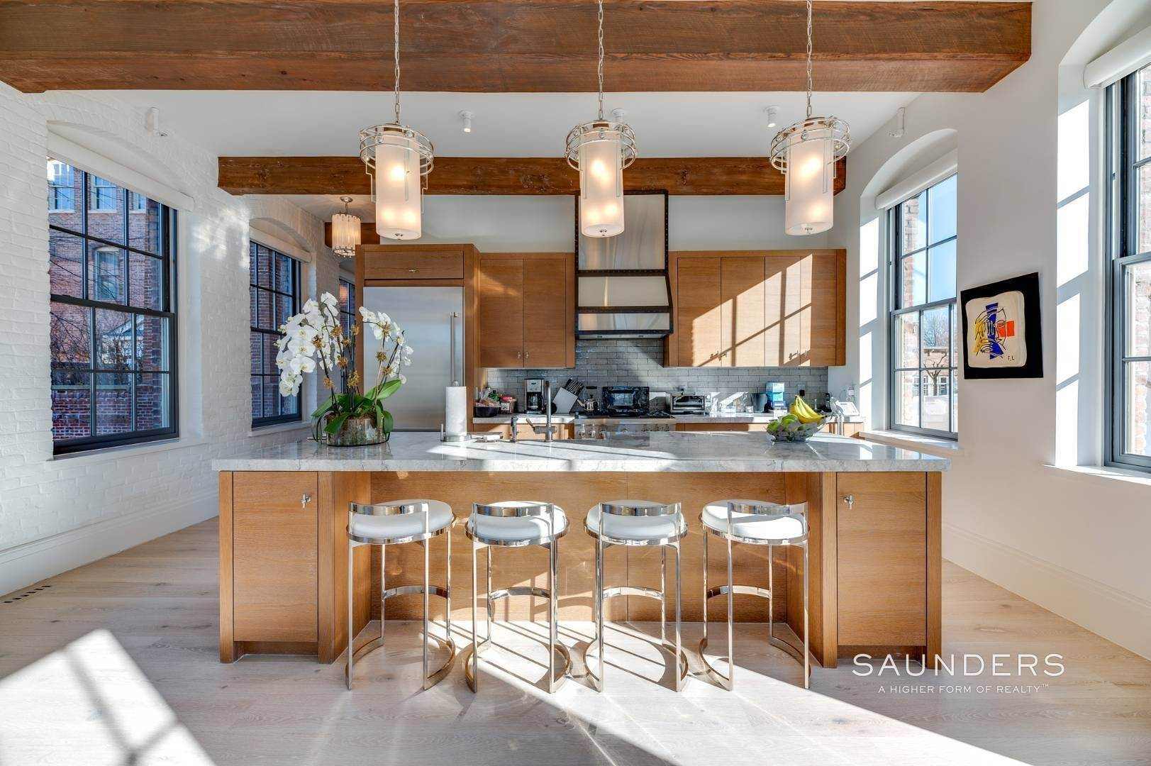 4. Condominiums for Sale at Watchcase Condo - Design By Steven Gambrel 15 Church Street, Unit C-220, Sag Harbor, Southampton Town, NY 11963