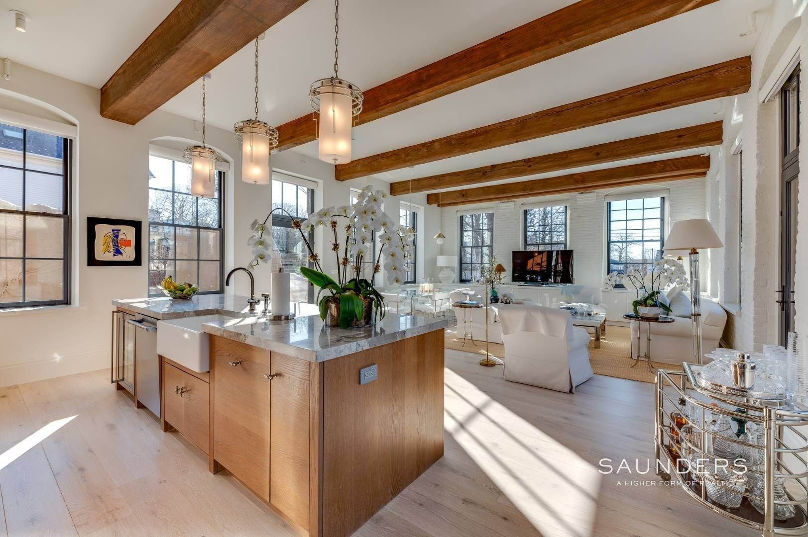 5. Condominiums for Sale at Watchcase Condo - Design By Steven Gambrel 15 Church Street, Unit C-220, Sag Harbor, Southampton Town, NY 11963