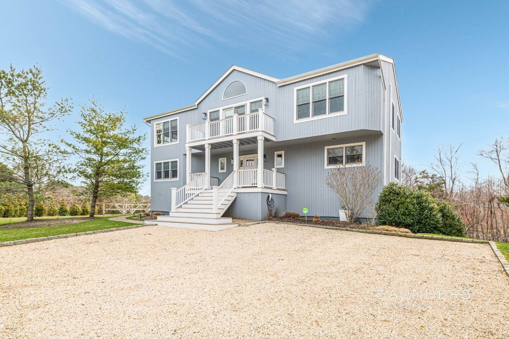 Single Family Homes for Sale at Beautiful Southampton Renovation With Pool And Outdoor Kitchen 80 Blackwatch Court, Southampton, Southampton Town, NY 11968