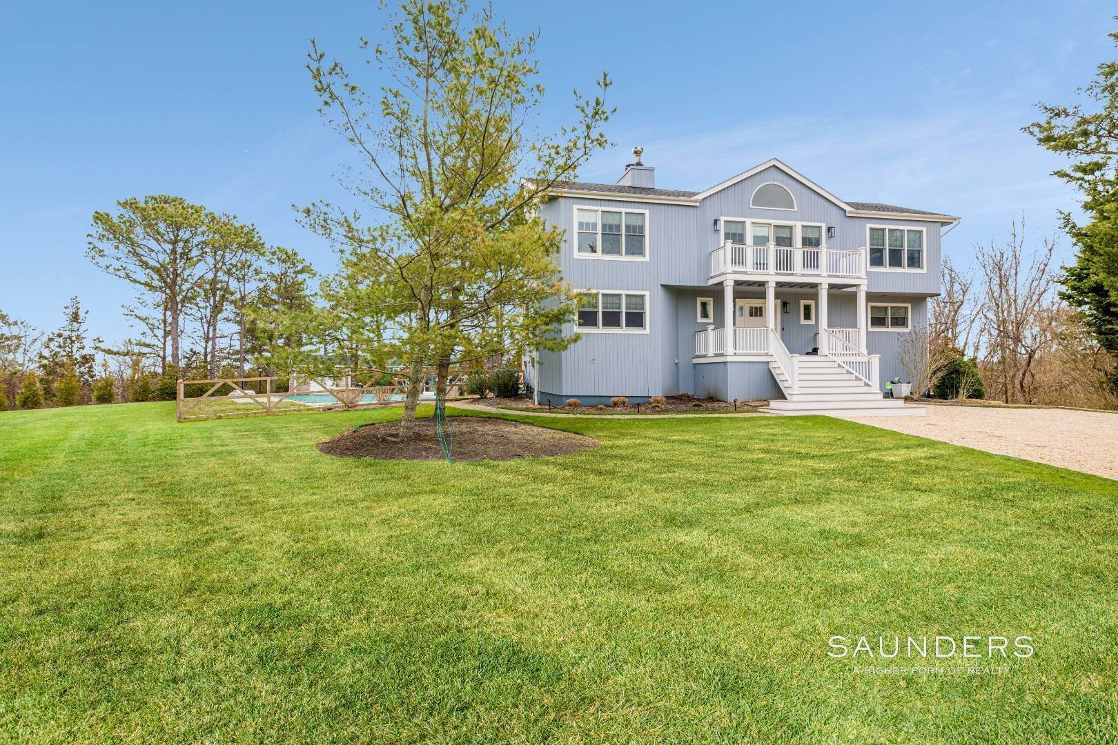 2. Single Family Homes for Sale at Beautiful Southampton Renovation With Pool And Outdoor Kitchen 80 Blackwatch Court, Southampton, Southampton Town, NY 11968
