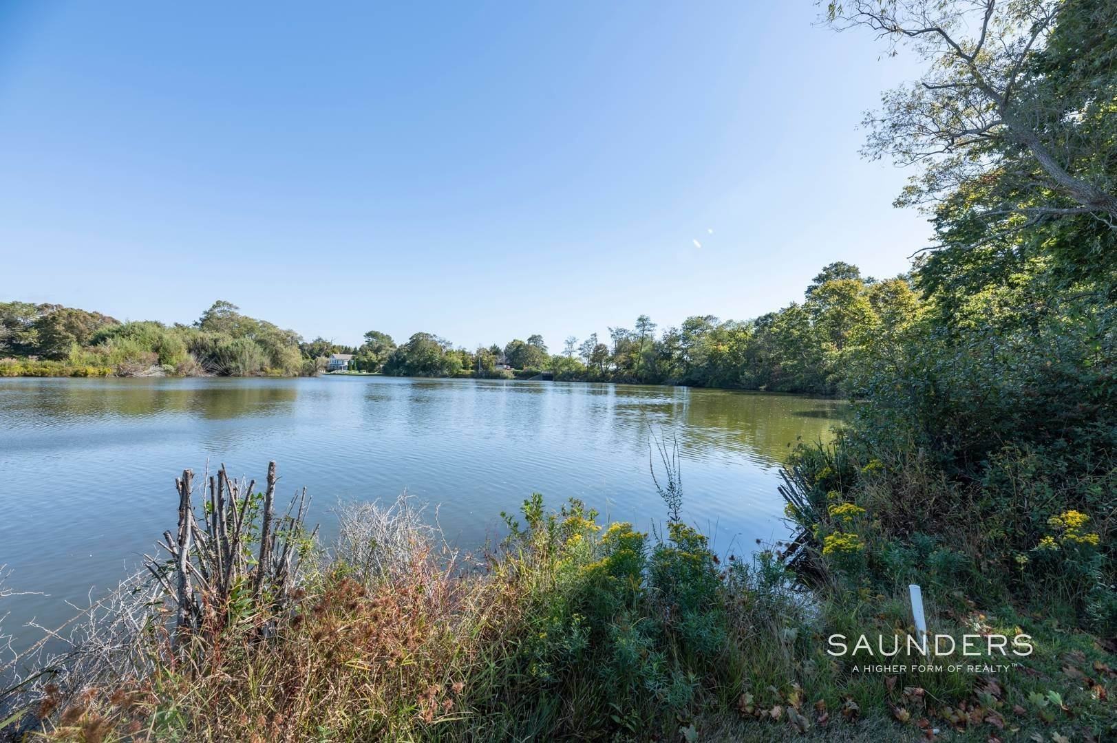 19. Single Family Homes for Sale at Historic Waterfront Water Mill Compound 15 & 17 Old Country Road, Water Mill, Southampton Town, NY 11976