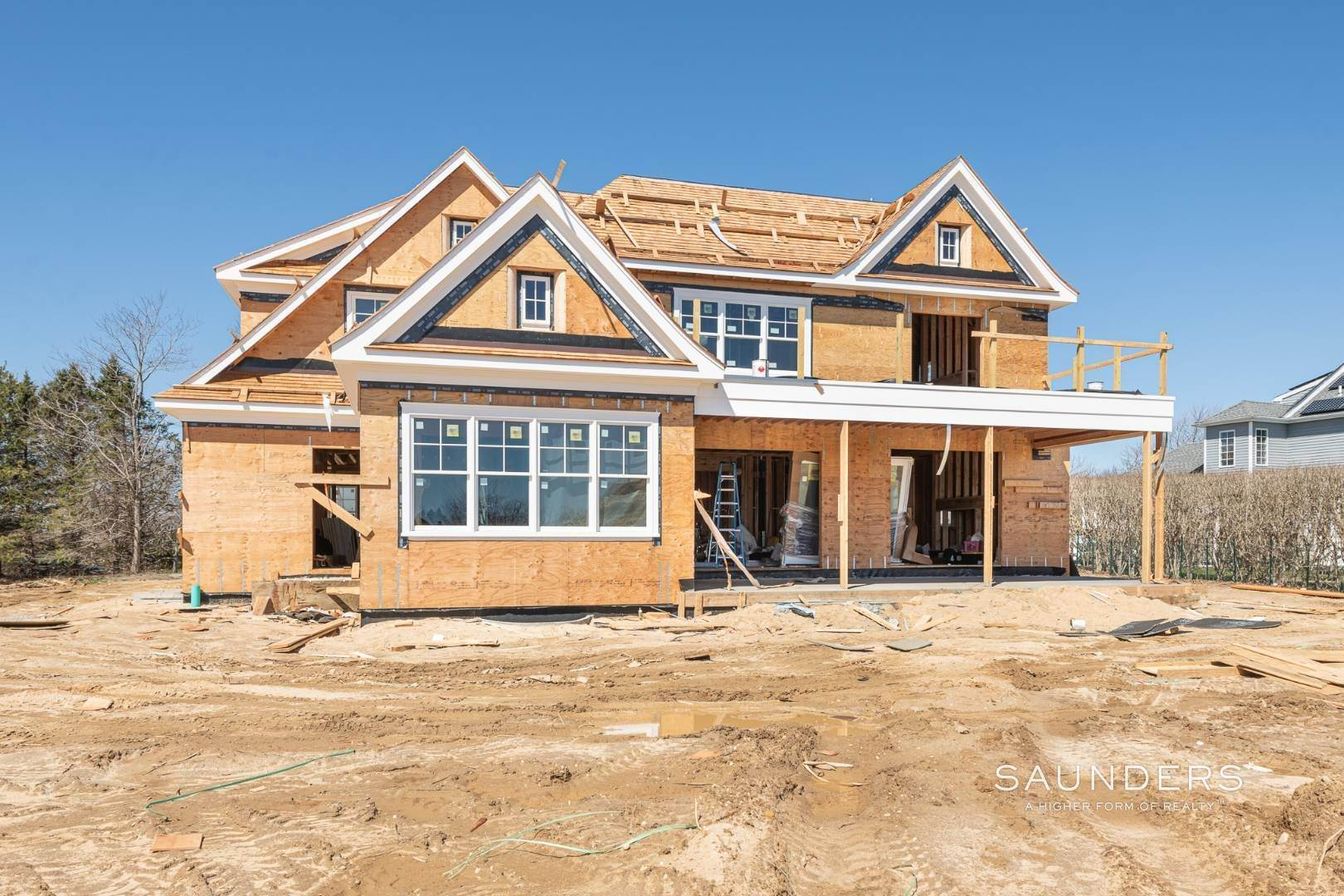 5. Single Family Homes for Sale at Elegant New Construction With Vineyard Views 60 Winding Way, Water Mill, Southampton Town, NY 11976