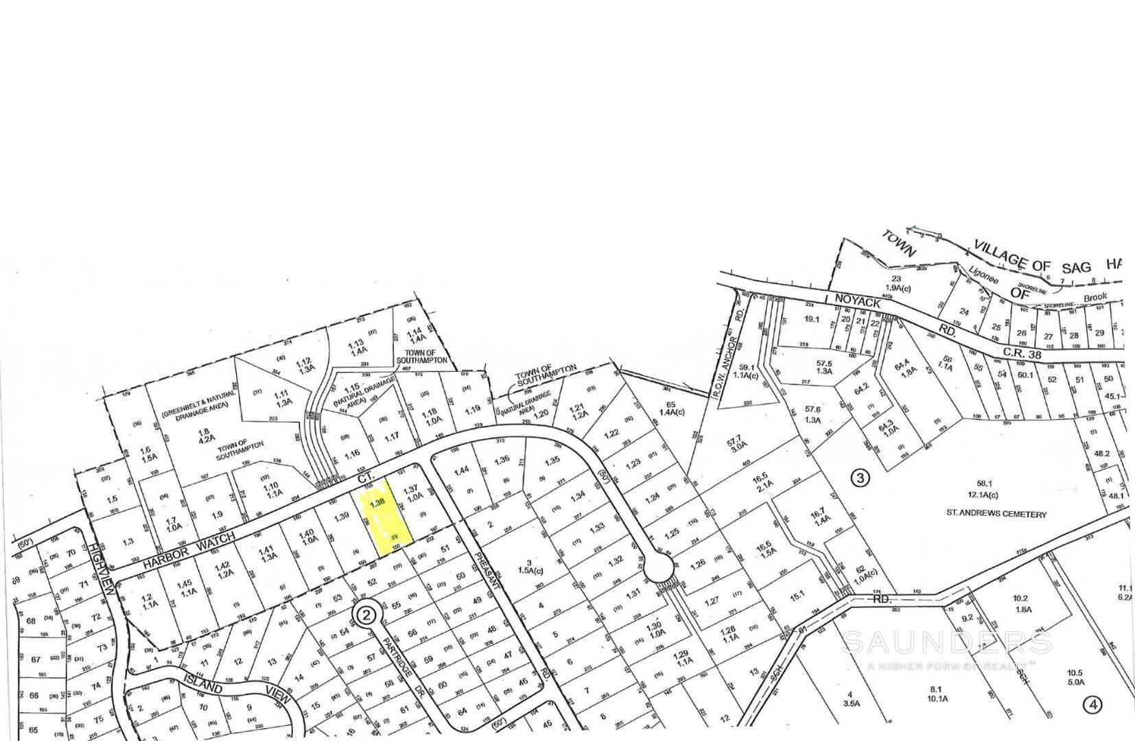 2. Land for Sale at Far From The Woods In Sag Harbor Near Long Beach Sag Harbor, Southampton Town, NY 11963